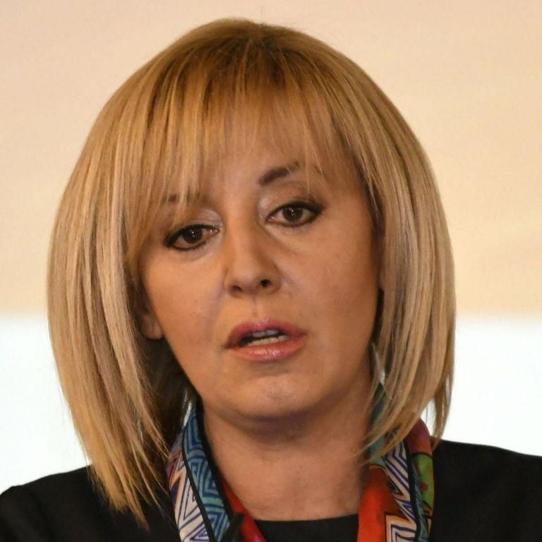 Мая Манолова, омбудсман