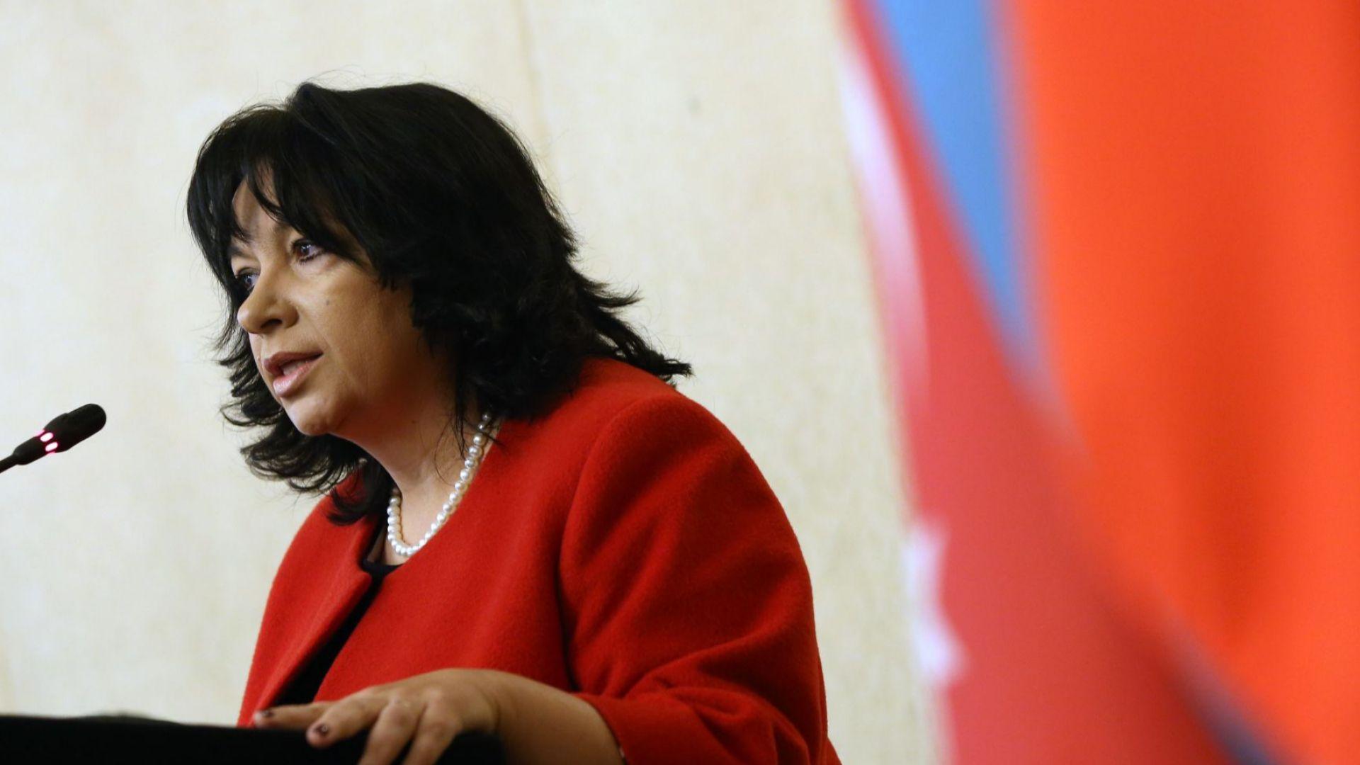 """Теменужка Петкова: Вече е ясно, """"Турски поток"""" ще мине през България"""