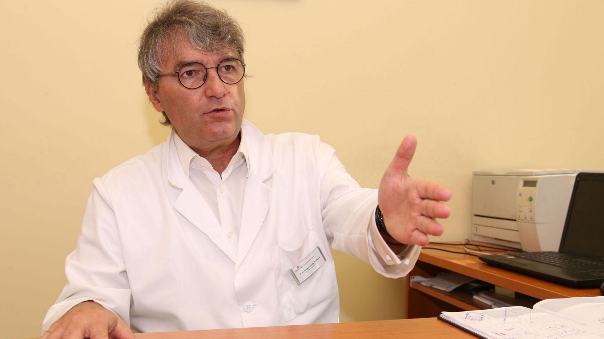 Неврологът акад. Лъчезар Трайков: Сапунените сериали са обида за мозъка