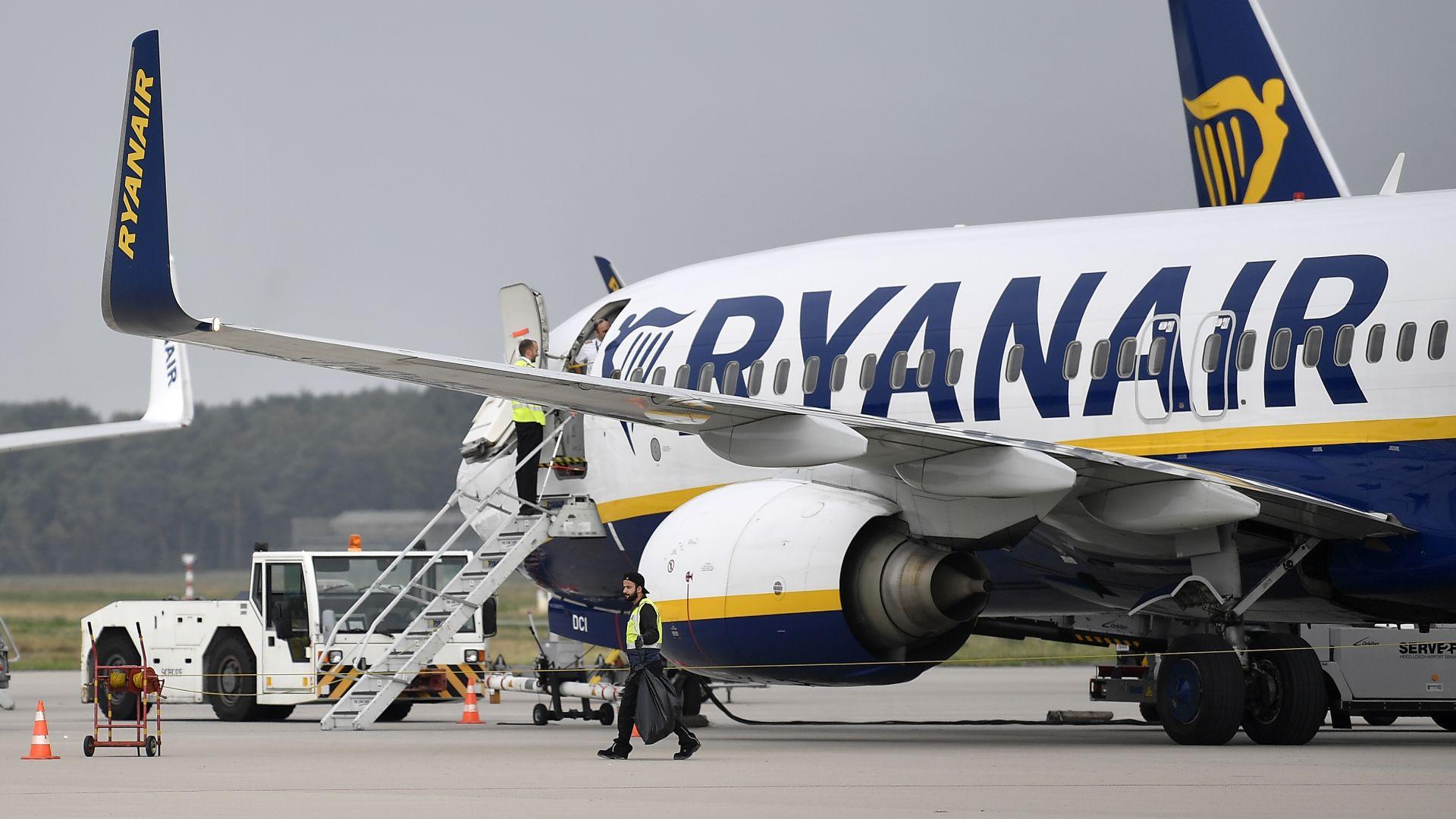 Пътниците оценяват Ryanair като най-лошата авиокомпания във Великобритания