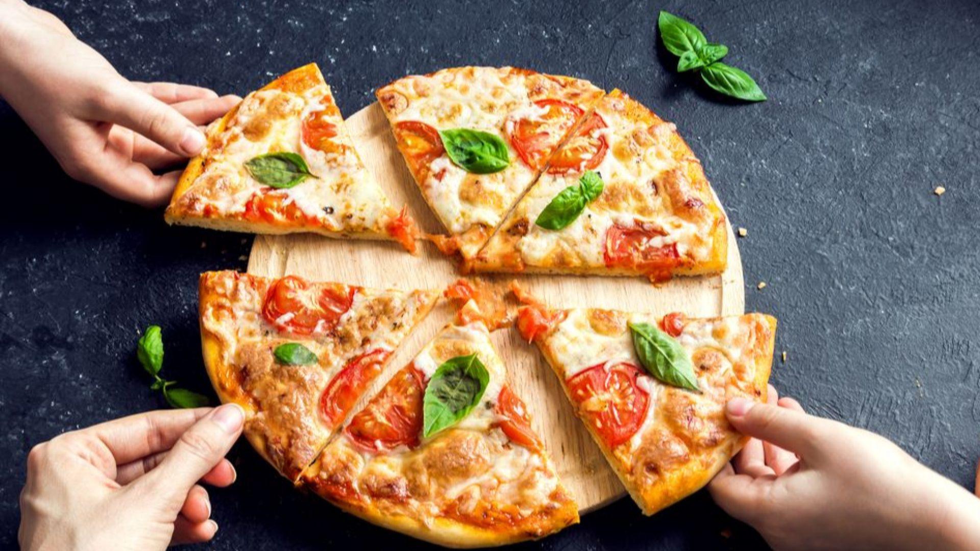 Каква е формулата за идеалната домашна пица