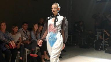 Диляна Матеева представи България на Седмицата на модата в Гърция