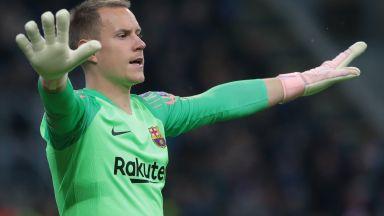 Германия губи вратаря на Барселона за Евро 2021