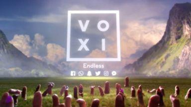 Реклама на мобилен оператор прилича на поле, осеяно с пениси