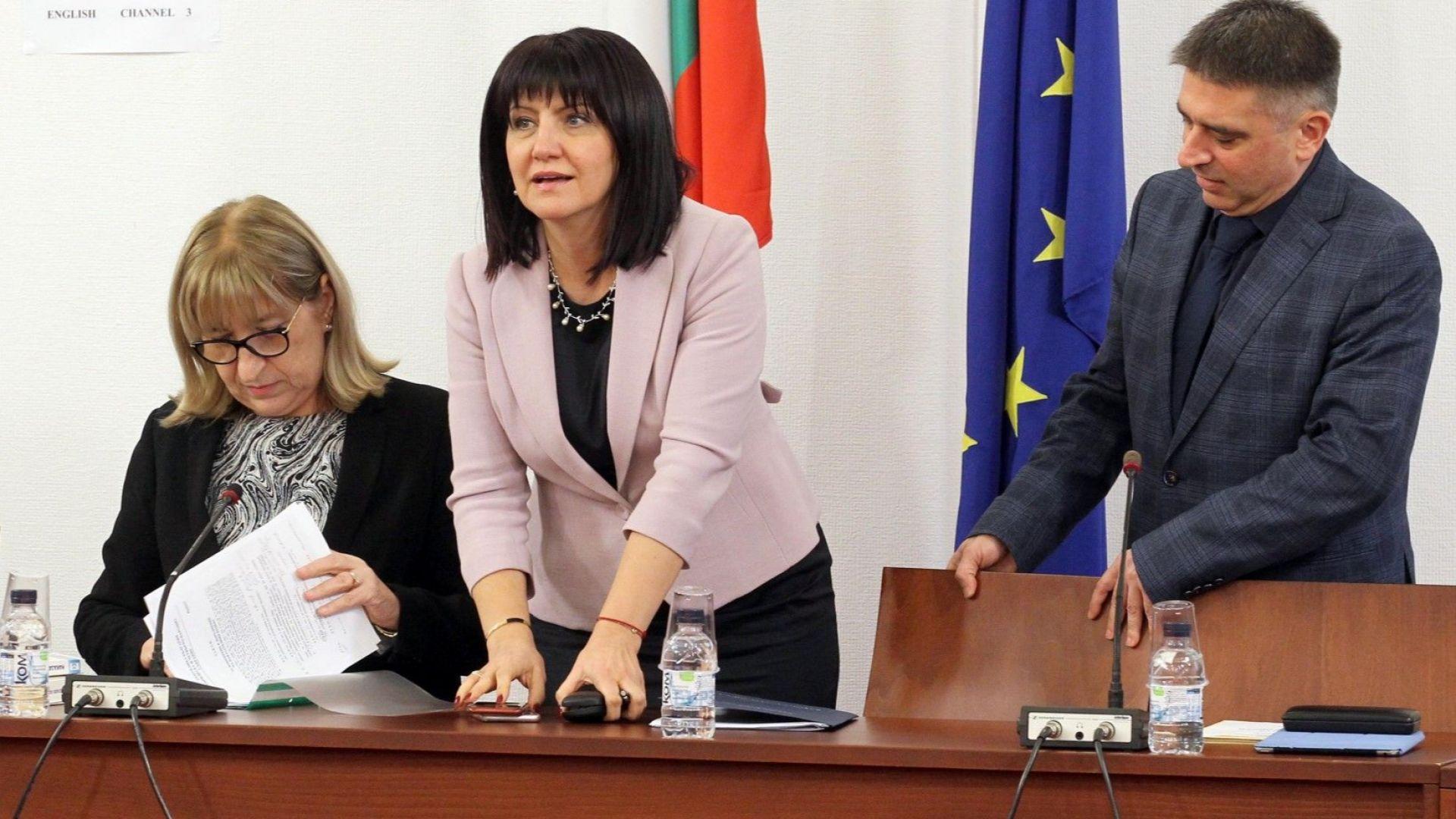 Цвета Караянчева: Едно зло броди из България - насилието над деца и жени
