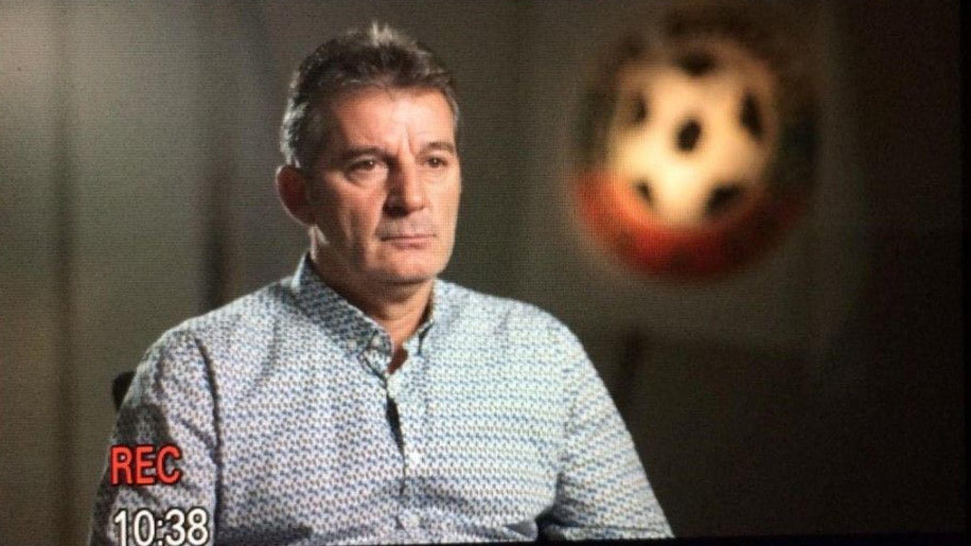 Емил Костадинов: Докато ние въведем ВАР, в Европа ще го отменят