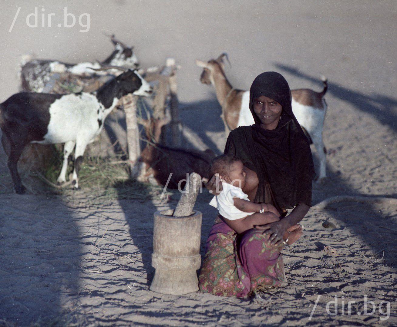 Етиопия, 1980 г.
