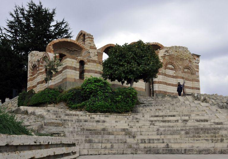 """Църквата """"Йоан Алитургетос"""" е паметник с уникална стойност"""