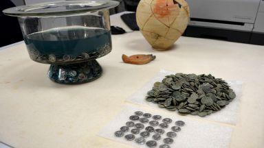 Откриха съкровище от турско време в Плевенския затвор