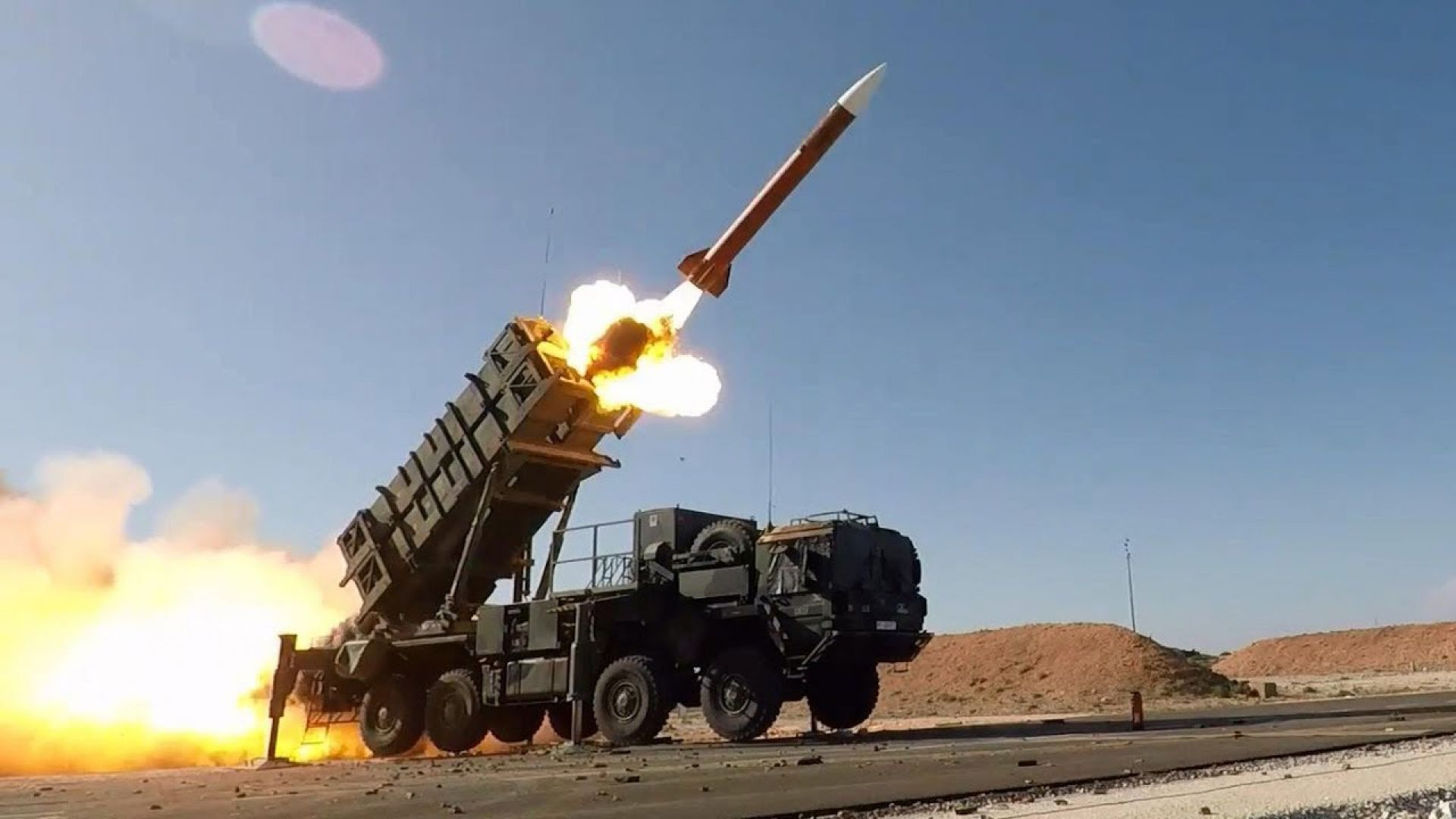 """Какво знаем за ракетите """"Пейтриът"""""""
