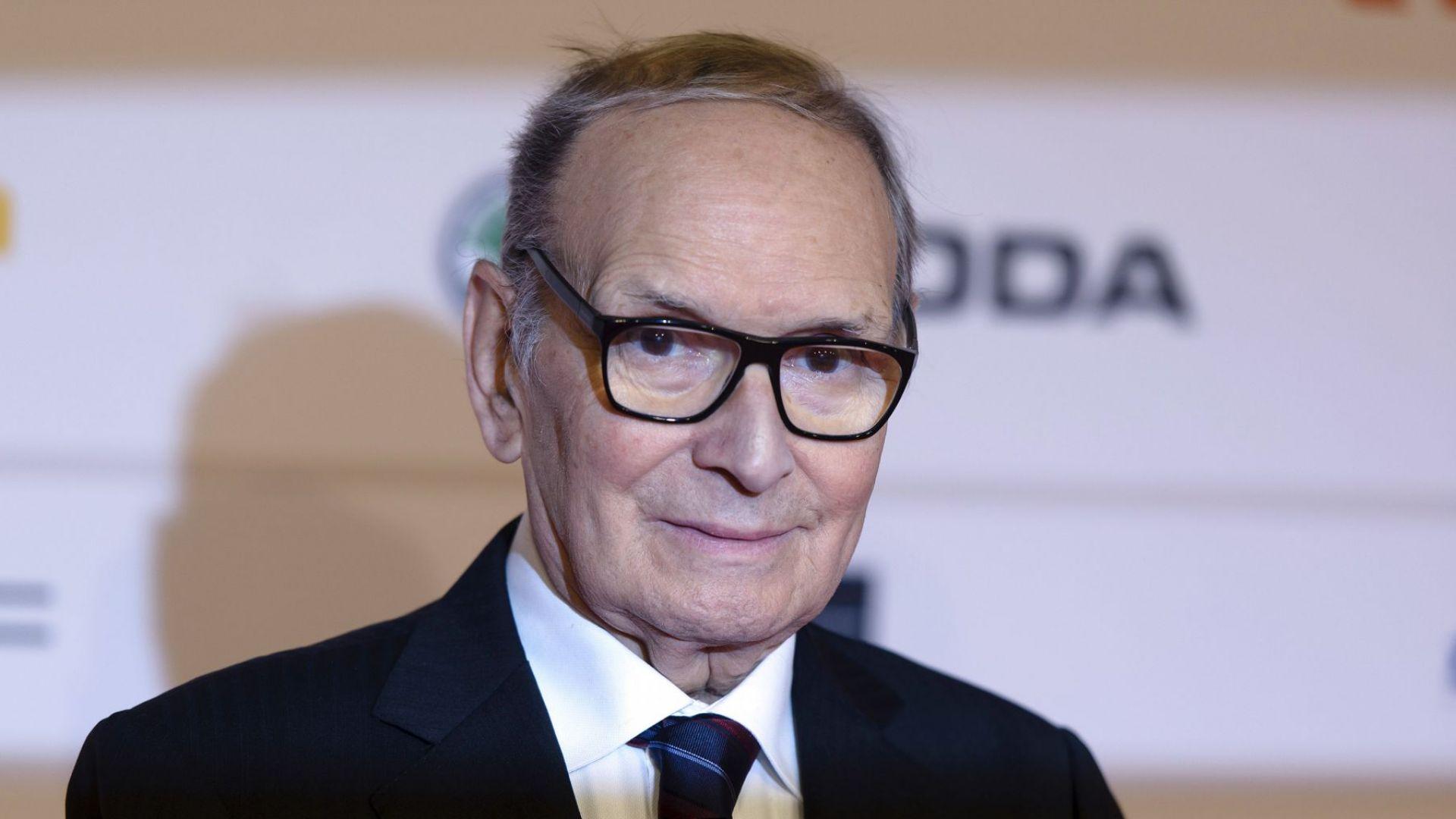 Енио Мориконе навършва 90 години