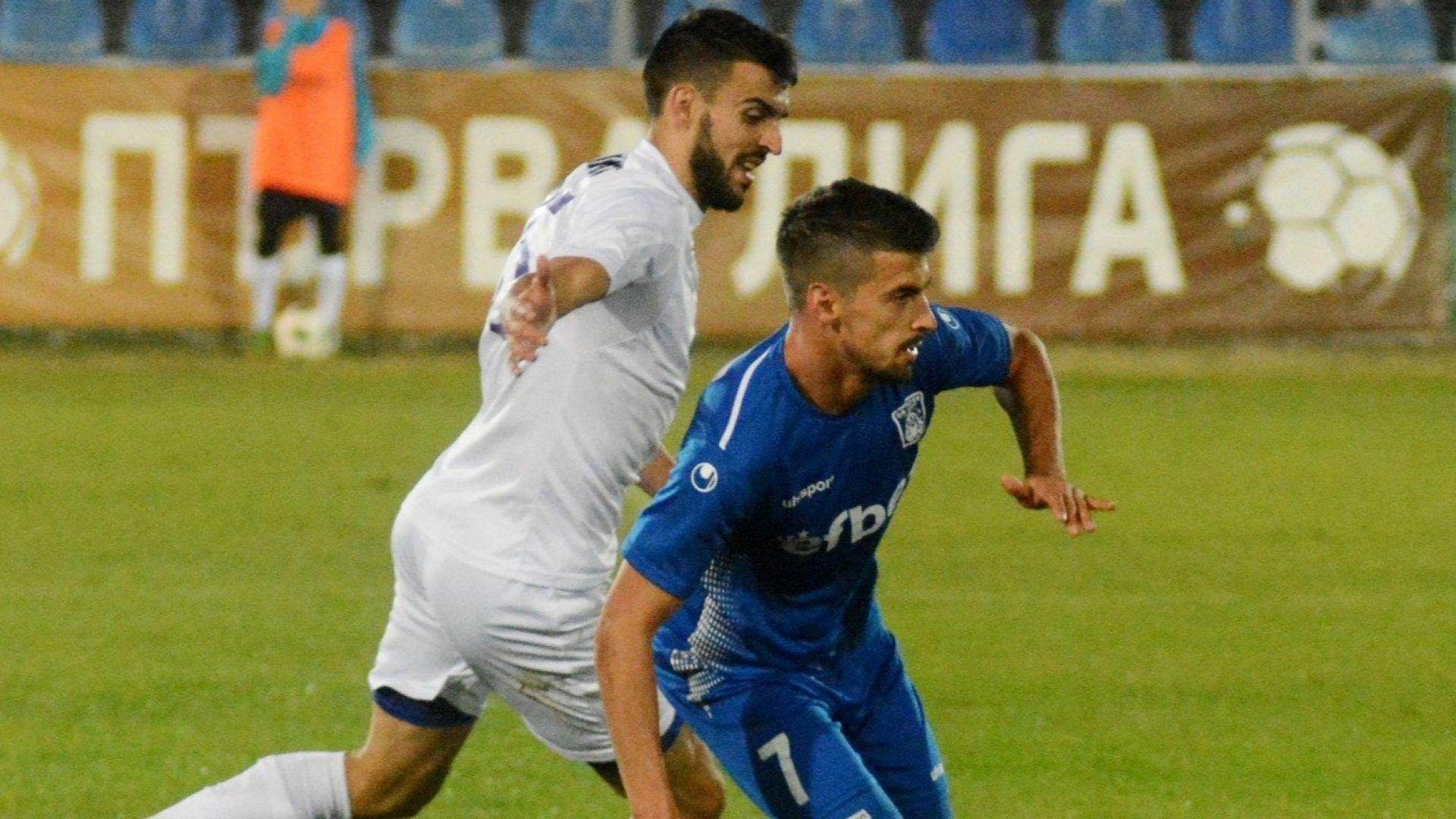 УЕФА разследва мач от родния елит