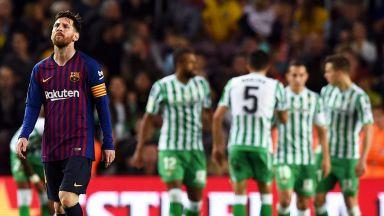 """Барселона отнесе 4 гола в драма на """"Камп Ноу"""""""