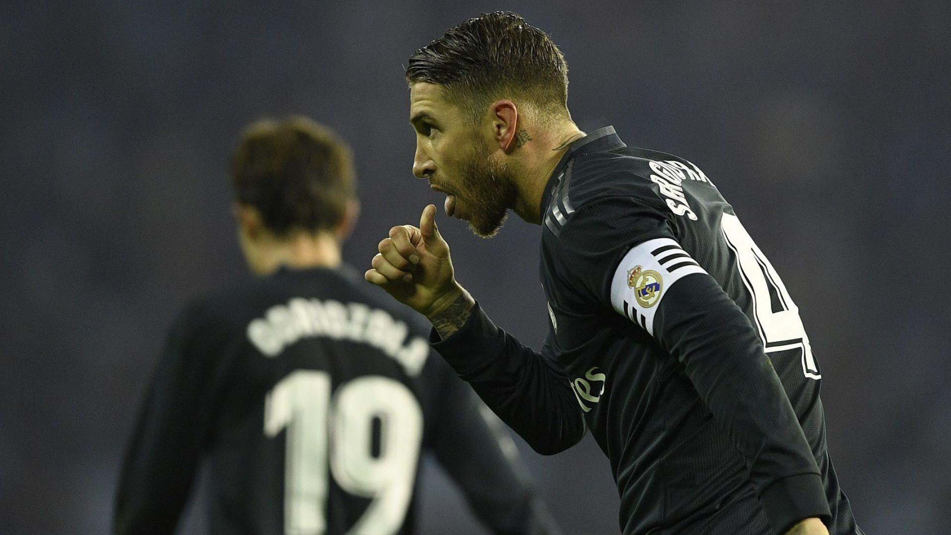Реал и УЕФА реагираха по скандала с Рамос, намесиха и крал на Испания