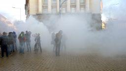 Джамбазки: Щом има военни димки, значи някаква организация стои зад протестите