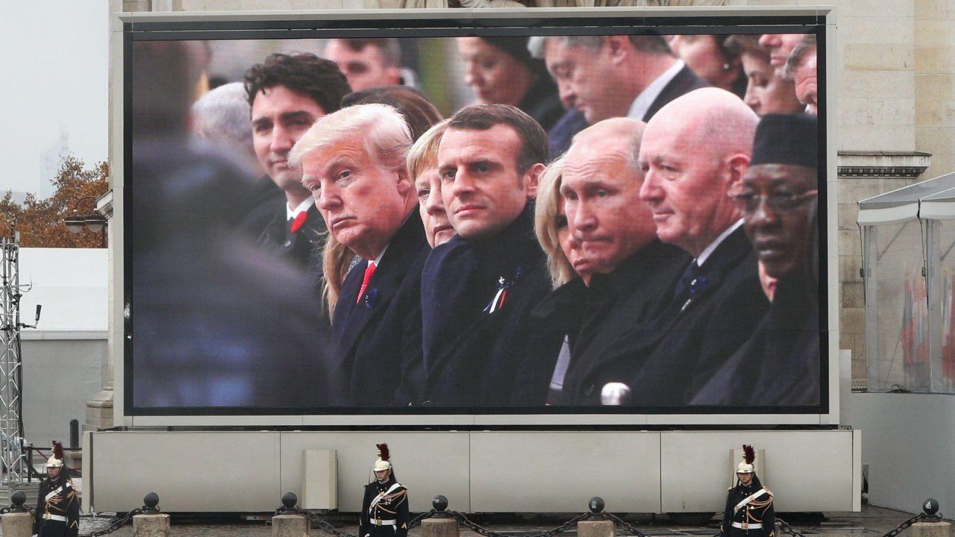 Владимир Путин и Доналд Тръмп са се договорили да се