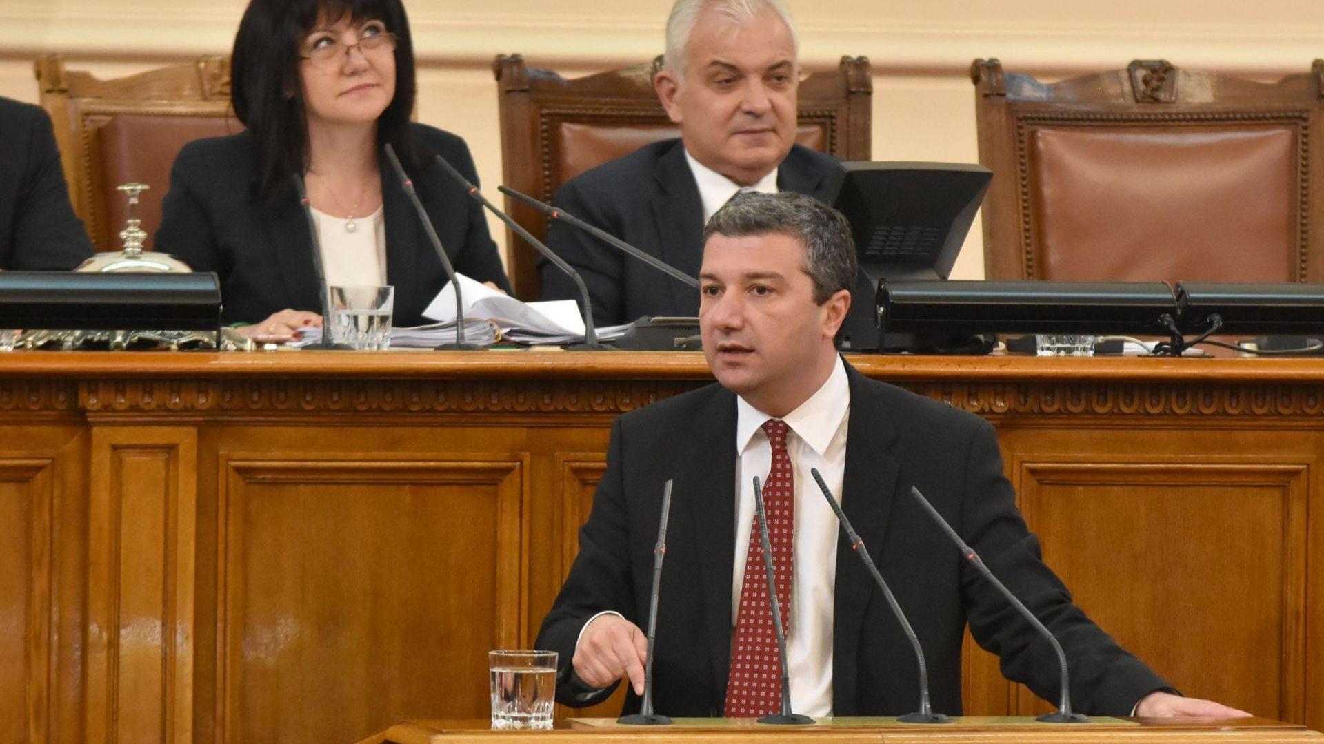 БСП поиска 50 млн. лв. в бюджета за машинно гласуване, ГЕРБ не ги даде