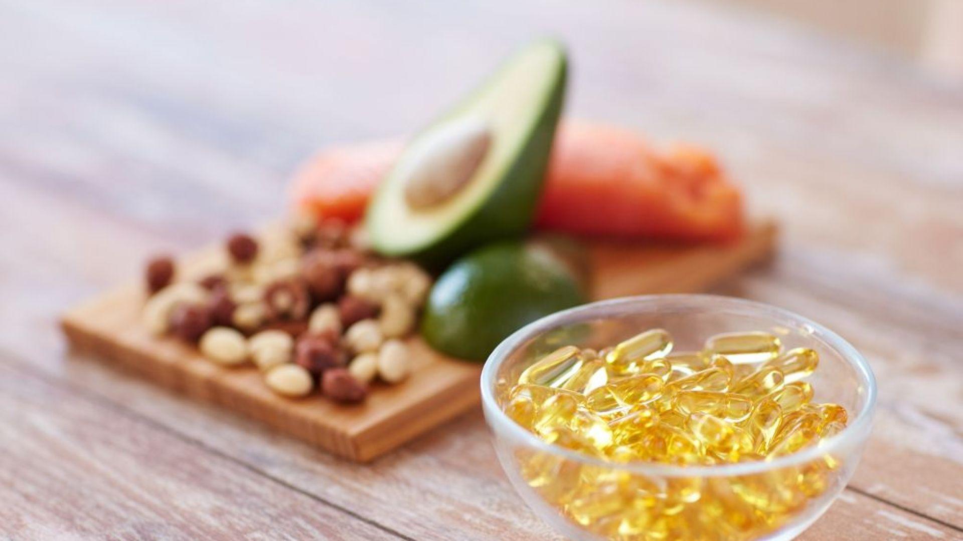 Могат ли добавките с рибено масло и витамин D да ни предпазят от болести