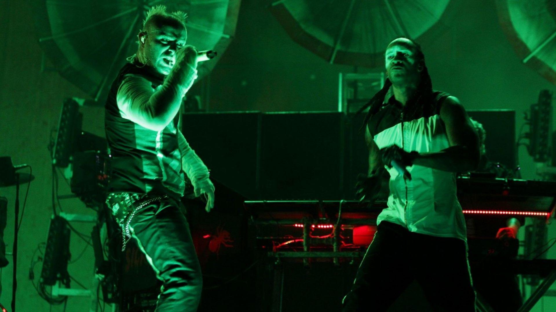 The Prodigy оглави британската класация за албуми