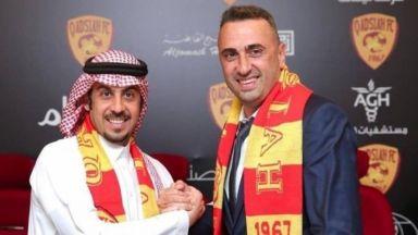 Бивш национален селекционер пое към Саудитска Арабия
