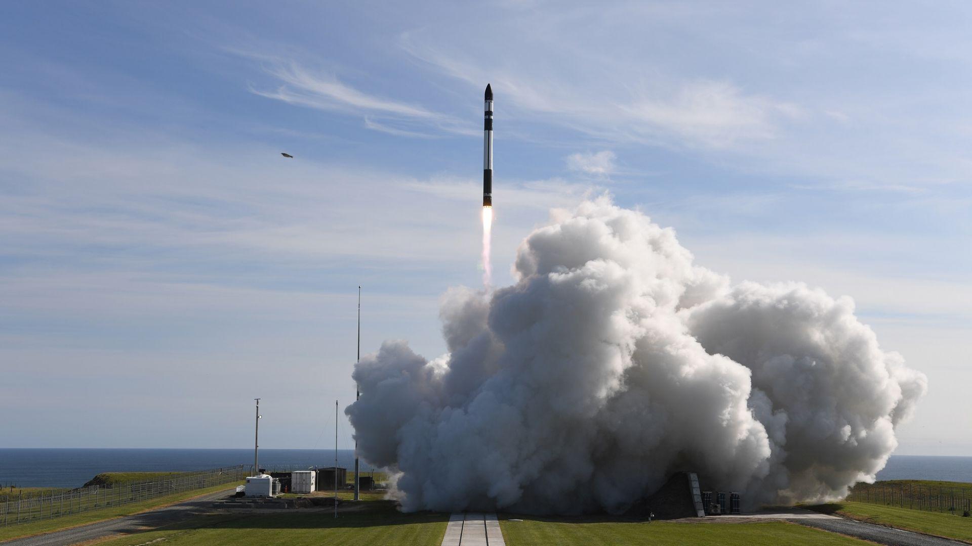 Голям успех за най-големия конкурент на SpaceX