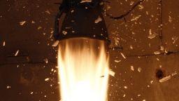 Двадесетата мисия на Rocket Lab Electron завърши с неуспех