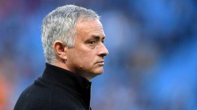 Моуриньо бе доволен след загубата и успокои: Няма да изпаднем