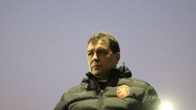 Хубчев: Очаква ни тежък мач срещу силно мотивиран отбор