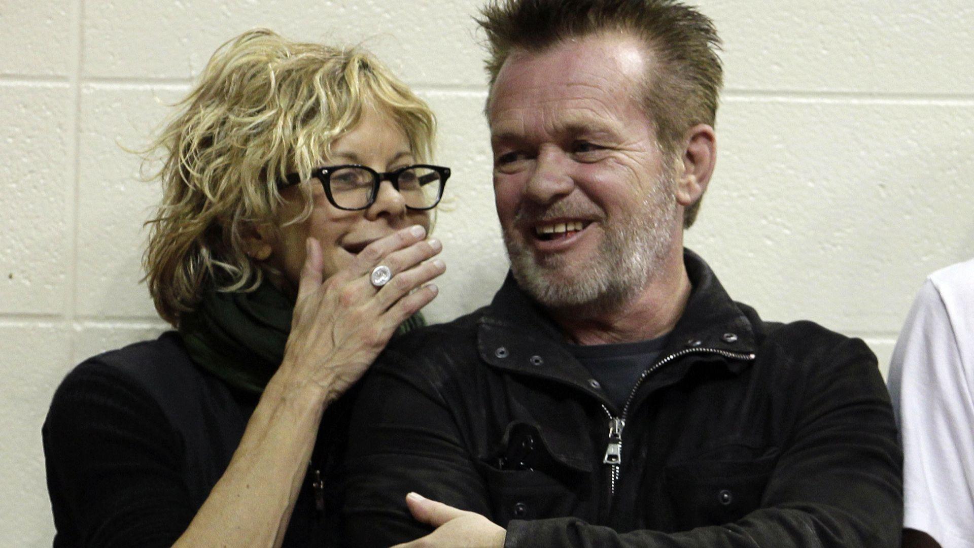 Мег Райън се раздели с годеника си