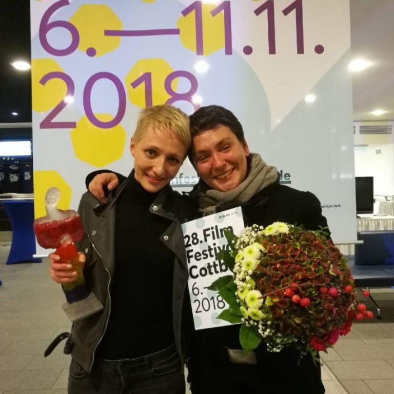 """Филмът """"Ирина"""" на Надежда Косева с две награди на кинофестивала в Котбус, Германия"""
