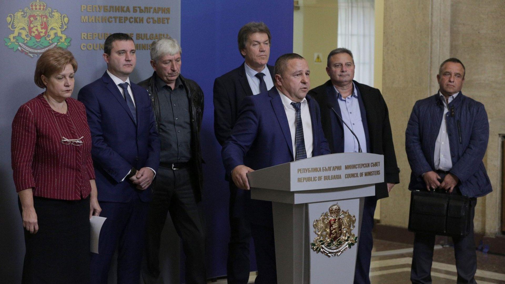 Кметовете се разбраха с Борисов, няма да протестират