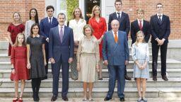 Пласидо Доминго поздрави Симеон на български  на рождения ден на кралица София