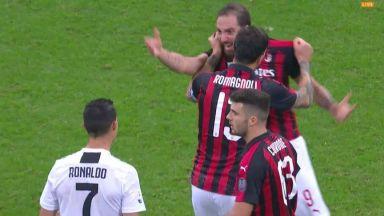 Роналдо със страхотна проява на феърплей след дербито