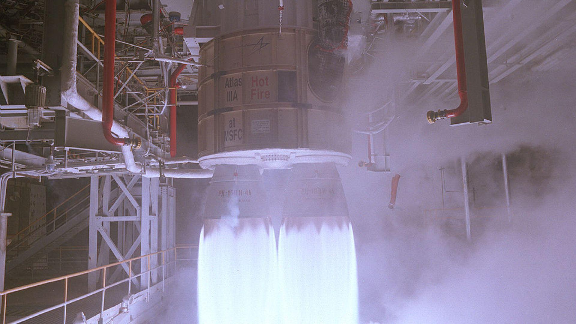 Русия достави в САЩ три ракетни двигателя РД-181
