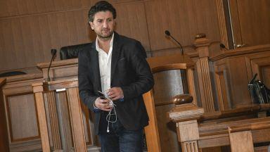 Съдът допусна 4 млн. лева иск срещу Боршош и другия подсъдим за НДК