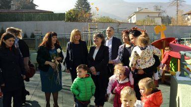 Фандъкова: До 2 г. всяко дете ще има място в градина до дома