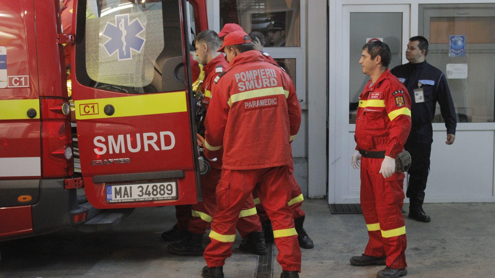 Жена се върна да си вземе чантата, но загина при взрив в румънски оръжеeн завод