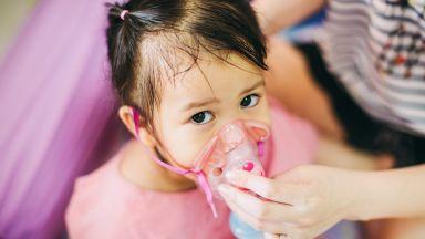 Пневмонията убива едно дете под 5-годишна възраст на всеки 39 секунди