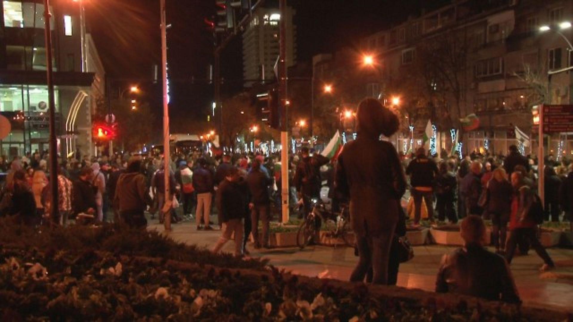 Пореден ден на протести в различни градове на страната. Гневът