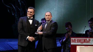 Шефът на А1 Александър Димитров стана Мениджър на годината