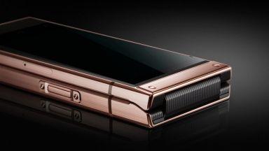 Това е един от най-скъпите телефони на Samsung