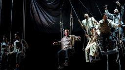 """Прочутият """"Опит за летене"""" на Радичков отново на сцена"""