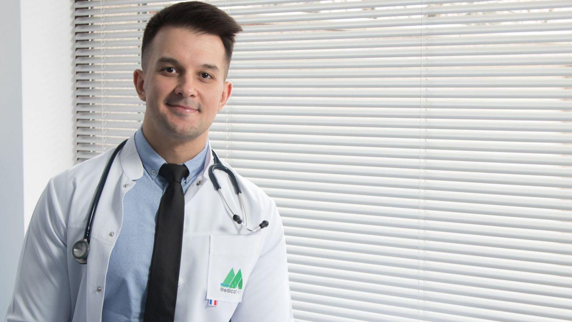 Д-р Явор Асьов: В лекарската професия идеализмът е задължителен