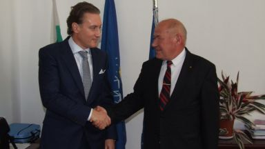 ТУ-София и КРИБ сключиха споразумение за стратегическо сътрудничество