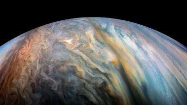 Юпитер е първата формирала се планета в Слънчевата система