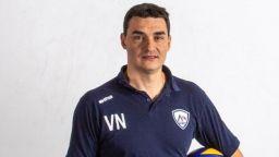 Владо Николов става координатор на националните отбори по волейбол
