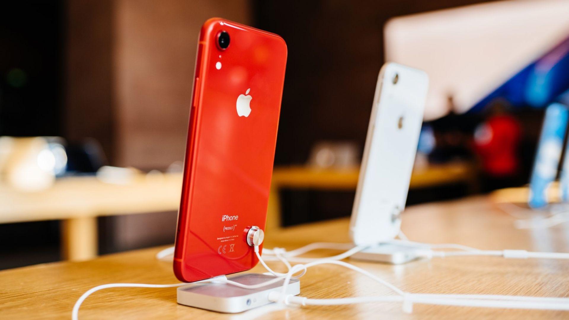 iPhone поскъпва в САЩ заради митата на Тръмп