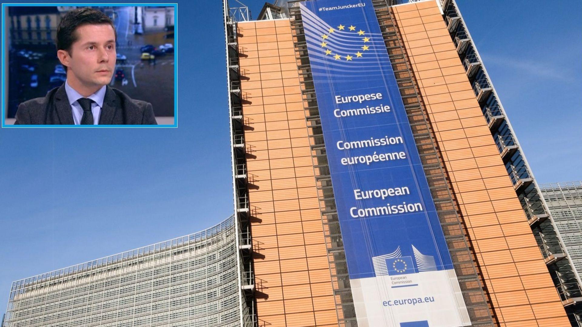 С настоящия мониторингов доклад Европейската комисия отправя кредит на доверие