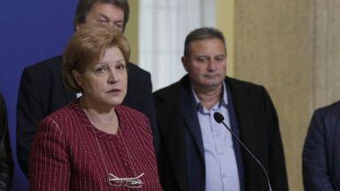 Менда Стоянова: Ако Цветанов не е споделял ценностите на ГЕРБ, по-рано да бе напуснал партията