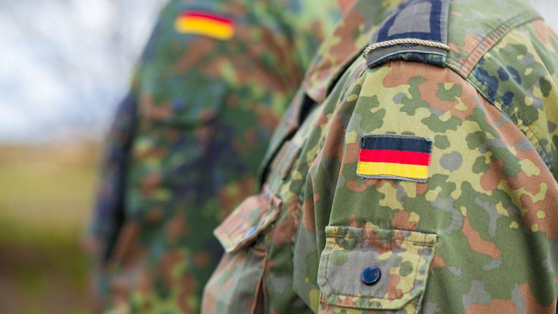 Военни от елитна част подготвяли преврат в Германия